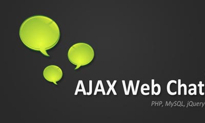 Making an AJAX Web Chat (Part 1) – PHP and MySQL