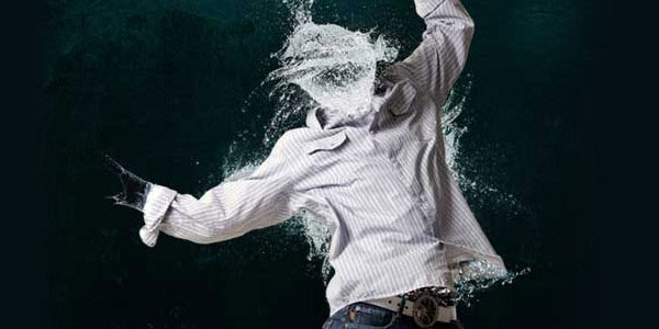 Set of 10 best Photoshop tutorials for Water effects!