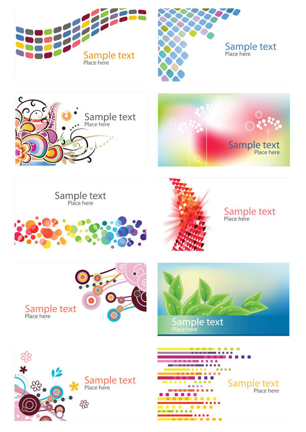 TIDE DAZZLE COLOUR CARD VECTOR OF MATERIAL
