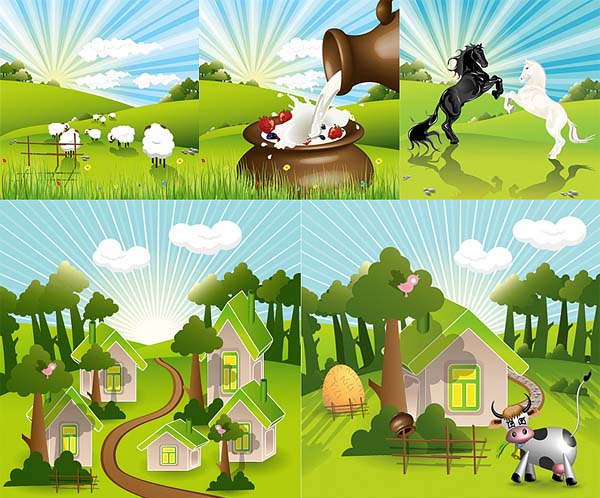 country | graphichive, Powerpoint templates