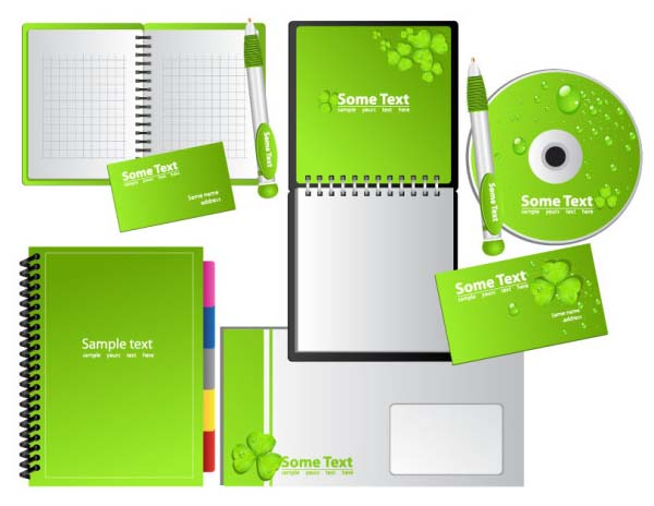 notebook | graphichive, Powerpoint templates