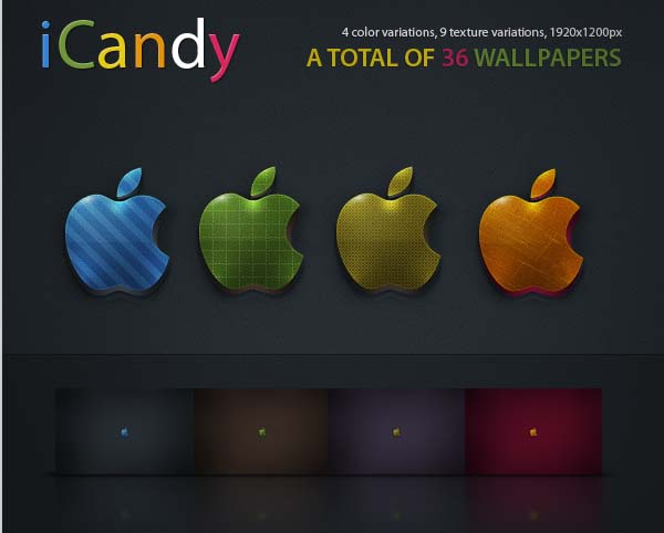candy | graphichive, Powerpoint templates