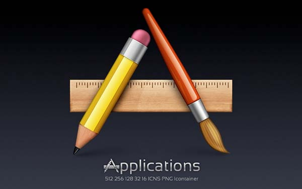 Applications Icons
