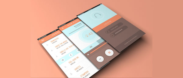 Iphone 5 Screen Layeres Psd Mockup