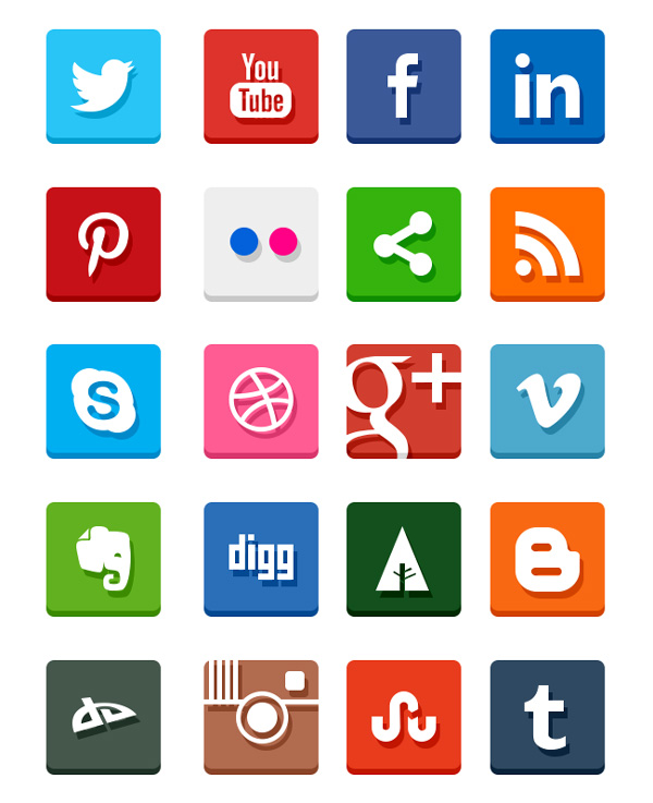 Http graphichive net details php id 25968 first social media icon