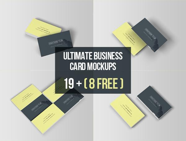 Ultimate Pack Of Free Psd