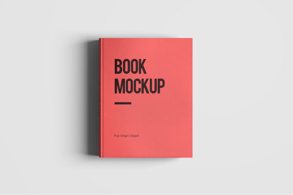 Book Mockup Template Presentation