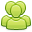 Chat cute face computer icon theme transparent png