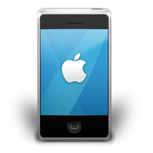 Apple Icon Transparent Png Apple iPhone phone icon