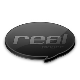 Multi-coloured transparent PNG RealPlayer