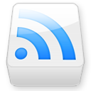 Crystal rss Subscribe button campaign transparent PNG
