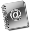 Mail-related series of transparent PNG