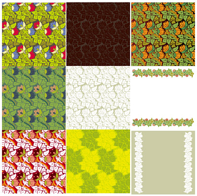 Vector background patterns-33