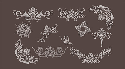 Vector background patterns-30