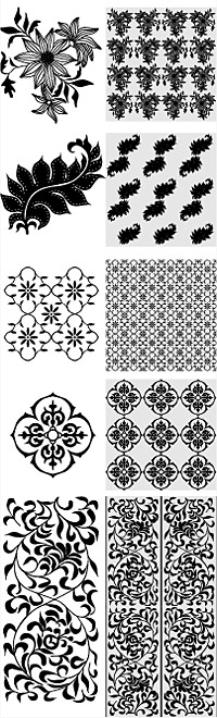 Vector background patterns-29