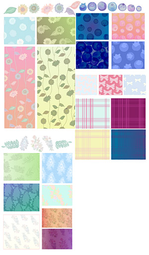 Vector background patterns-17
