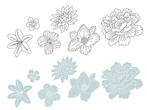 Vector background patterns-5