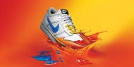 Enjoy the wonderful design of NIKE