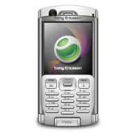 Sony Ericsson p990i transparent PNG
