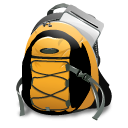 Beach equipment travel series transparent PNG icon