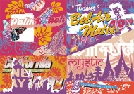 Movement and the street culture vector material-10