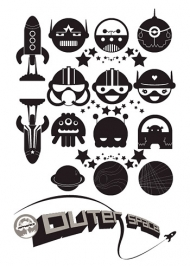 Space Vector material