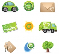 THE ORNATE ENVIRONMENTAL ICONS
