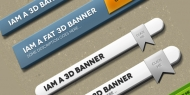 Set of Free Banners for Your Website