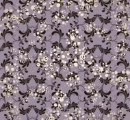 Floral Pattern Background Eps