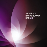 Abstract Glare Vector Background (Eps)