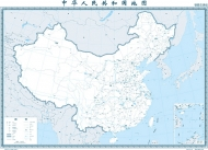 1:400 million Chinese map (railway version)
