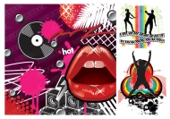 3 element sets the trend vector material
