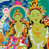 Thangka Ai bodies of law, Vajradhara vector