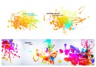 Symphony of the ink vector material