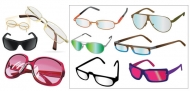 Summer must have sunglasses Vector
