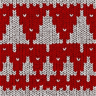 Fine yarn patterns 03 - Vector
