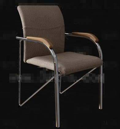 simple office chair. Brown Simple Office Chair T
