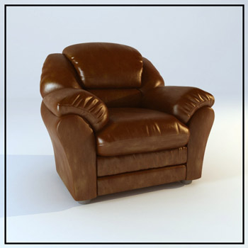 Miraculous Leather Brown Single Person Sofa European Furniture Europe Lamtechconsult Wood Chair Design Ideas Lamtechconsultcom
