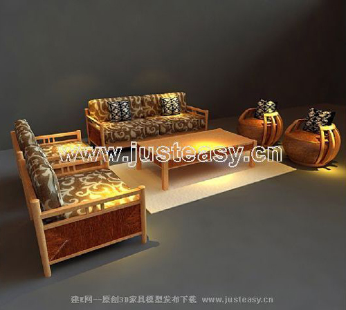 Think, Asian style sofa pity