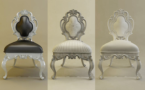Page 10 for European furniture