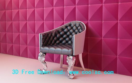 Animal foot sofa, chair, European, classical, chairs, model