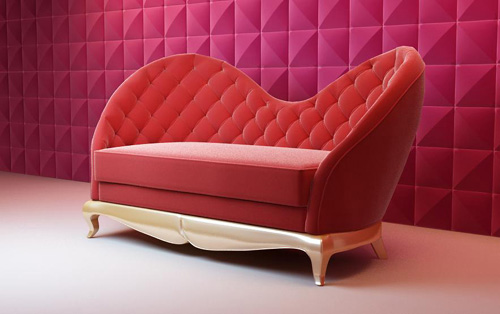 Bao Yang sofa, sofa, European, fabric sofa, model download,