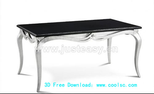 Bao Yang European neo-classical dining table, desk, furnitur