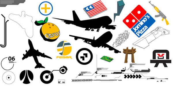 Vector design elements Miscellany
