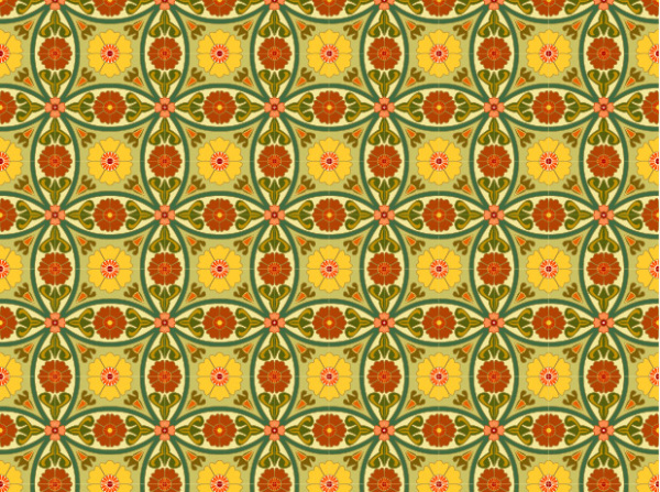 Vector background pattern tile classical material -8