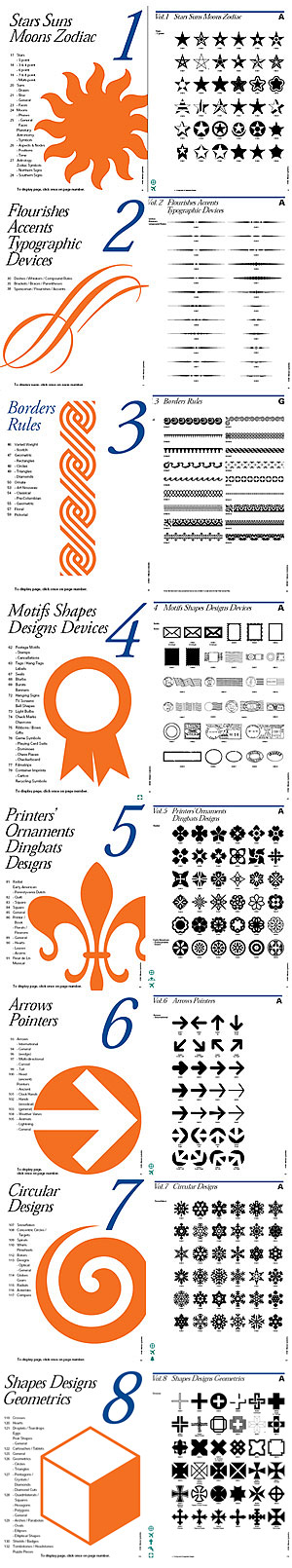Thousands of classic material support vector graphics