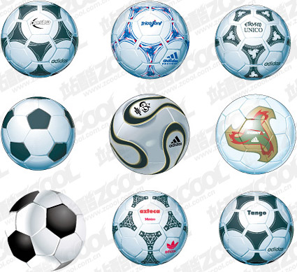 Professional Football Vector material