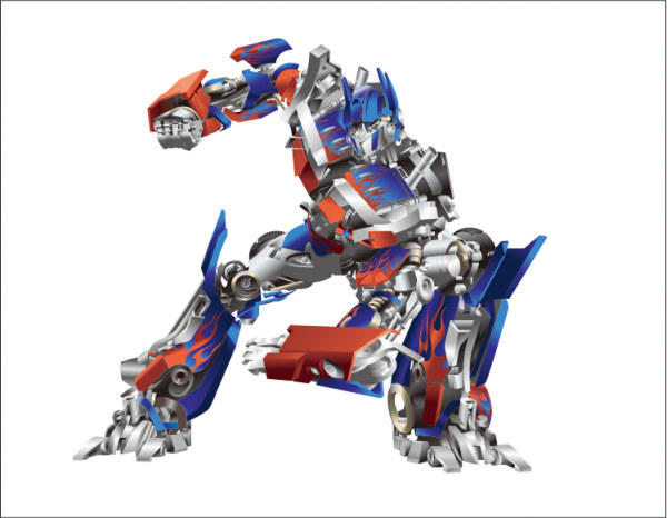 Transformers Optimus Prime Vector Graphic Graphic Hive