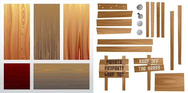 Wood Plank Vector Graphic Graphic Hive