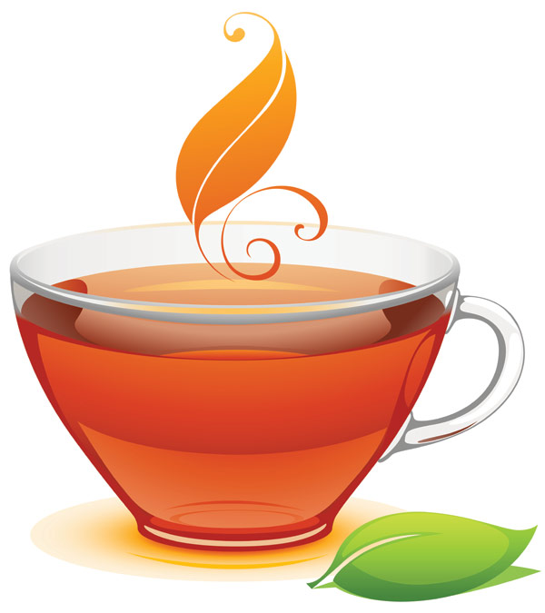 Cup Of Tea Vector Graphic Graphic Hive